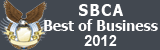 2012 Best of Business Award